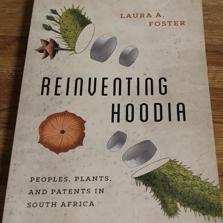 Reinventing Hoodia book cover