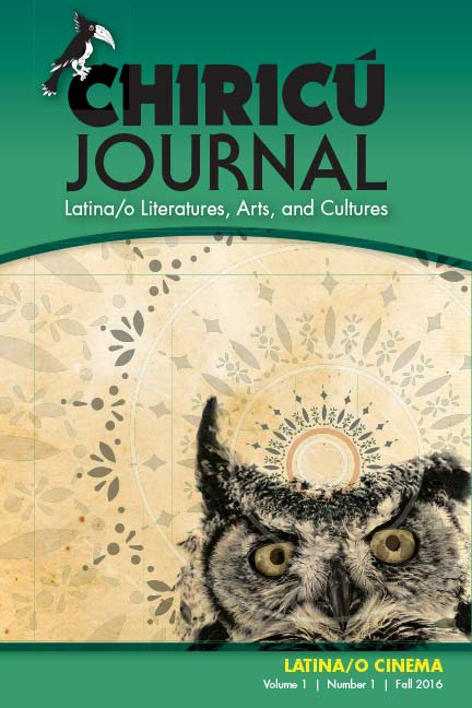 Chiricu Journal Cover