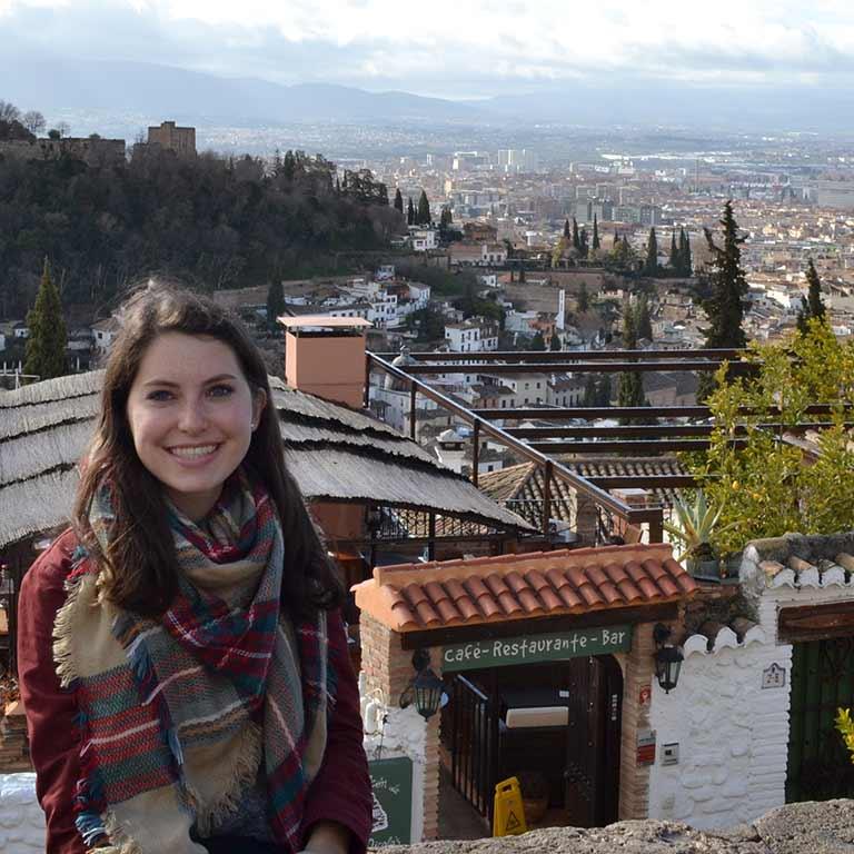 Iu study abroad speaking